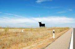 公牛符号 库存照片