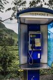 公用电话 库存图片