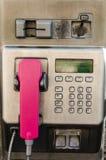 公用付费电话电信 免版税库存图片