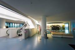 公立图书馆阿姆斯特丹的内部 库存图片