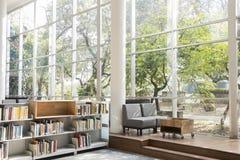 公立图书馆麦德林biblioteca pública piloto营业日2018年12月 图库摄影