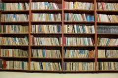 公立图书馆 免版税图库摄影