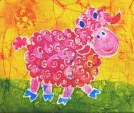 公羊上升了 免版税库存照片