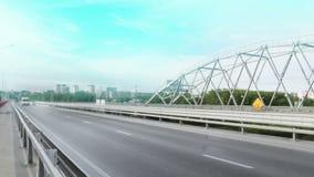 公路交通Timelapse 影视素材