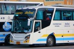 公车运送没有 18-198超级长的15米 免版税库存照片