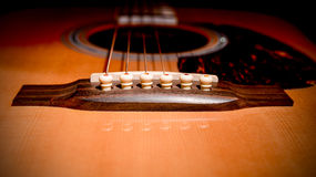 六个弦管弦乐队 免版税库存照片