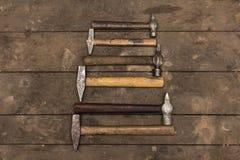 六把老锤子 库存照片
