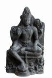 六武装的Avalokitesvara 免版税库存照片