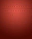 六角形样式抽象背景在红色梯度的 库存照片