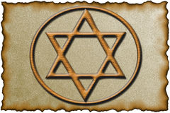 六角形的符号 库存图片