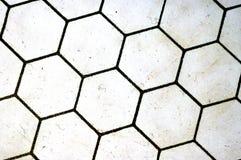 六角形 免版税图库摄影