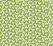 六角细胞传染媒介现代无缝的五颜六色的几何样式 免版税图库摄影