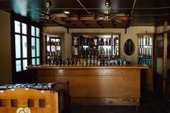 兰姆酒商店 库存照片