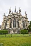 兰斯-外部大教堂  库存图片