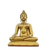 兰纳泰国菩萨雕象孤立 免版税图库摄影