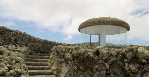 兰萨罗特岛楼梯01 库存图片