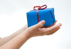 共享精神的圣诞节 免版税库存图片