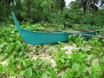 共同的运输渔船 免版税图库摄影
