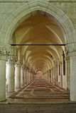 共和国总督宫殿s 免版税库存图片