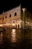 共和国总督ducale宫殿palazzo s 免版税图库摄影