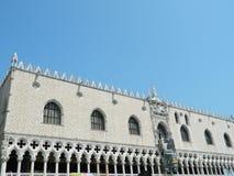 共和国总督意大利宫殿s威尼斯 免版税库存照片
