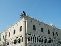 共和国总督意大利宫殿s威尼斯 免版税图库摄影