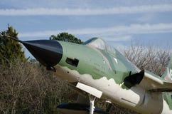 共和国F-105 Thunderchief 图库摄影