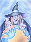 关于地球 免版税图库摄影