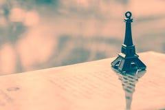 关于巴黎的梦想 库存照片