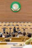 关于ICT的第10次国际会议发展的,教育 图库摄影