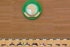 关于ICT的第10次国际会议发展的,教育 免版税库存图片