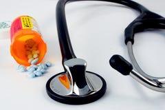 关心健康改革 免版税图库摄影