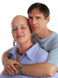 关心的丈夫 免版税库存照片