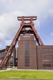 关税同盟煤矿工业建筑群-埃森,德国 免版税库存图片