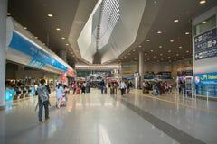 关西国际机场KIX,大阪,日本 库存图片