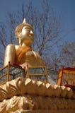 关进笼子泰国的修道院 免版税库存图片