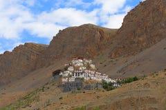 关键修道院 库存图片