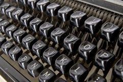 关键董事会打字机 免版税库存照片
