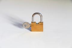 关键锁定 库存照片