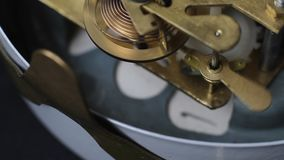 关闭一个内部时钟机制 葡萄酒手表适应运动宏指令 影视素材