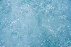 冻结的冰关闭 库存图片