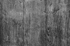 关闭与五谷纹理的土气木桌在葡萄酒样式 免版税库存图片