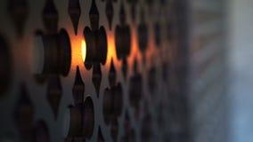 关闭中东,阿拉伯艺术细节建筑师细节  影视素材
