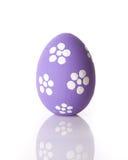 关闭五颜六色的鸡蛋 免版税库存照片
