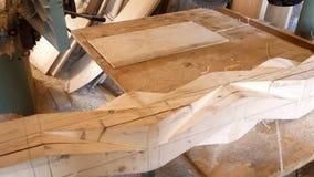 关闭切开木板条的木匠 库存图片
