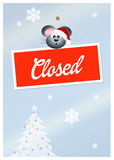 关闭在假日 库存照片