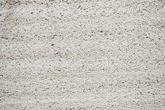 关闭多孔水泥灰色墙壁空的都市背景 库存图片