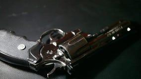 关闭左轮手枪 股票录像