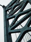 关闭桥梁在美国 免版税库存照片