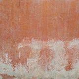 关闭棕色老墙壁背景 库存照片